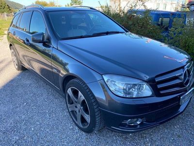 gebraucht Mercedes C250 C-KlasseCDI BlueEfficiency Avantgarde Automatic