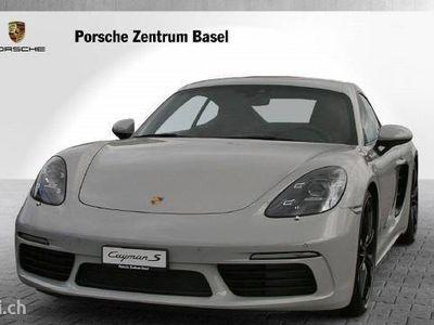 gebraucht Porsche 718 Cayman S 2.5 PDK