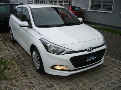 gebraucht Hyundai i20 1.2 exxtra