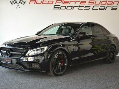gebraucht Mercedes C63S AMG AMG Speedshift