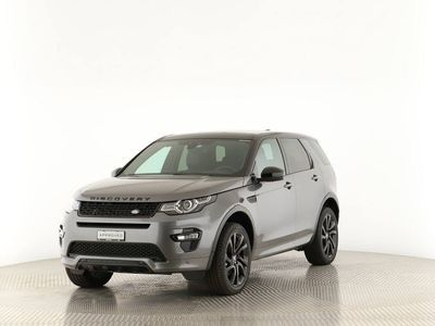 gebraucht Land Rover Discovery Sport 2.0 Si4 HSE Luxury