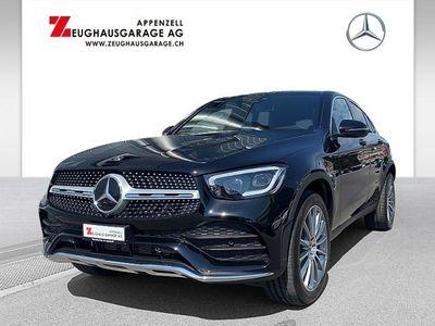 gebraucht Mercedes E300 GLC CoupéAMGLine 4M