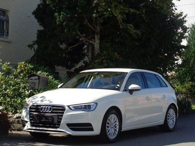 gebraucht Audi A3 Sportback 1.4 TFSI Ambiente