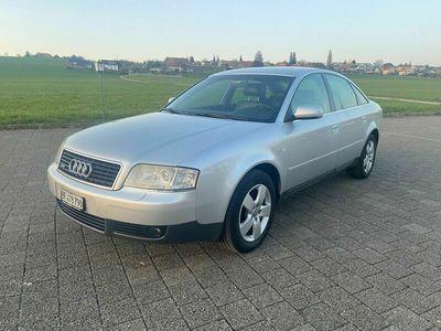 gebraucht Audi A6 2.7 T quattro
