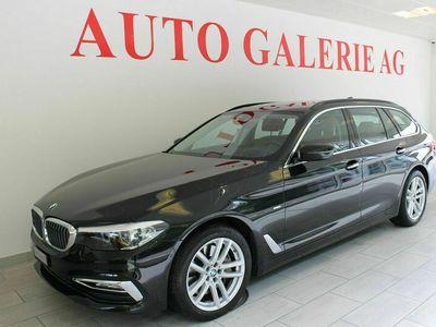 gebraucht BMW 540 5er 540d xDrive Touring Luxury Line Steptronic 5erxDrive Touring Luxury Line Steptronic