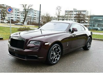 gebraucht Rolls Royce Wraith Black Badge