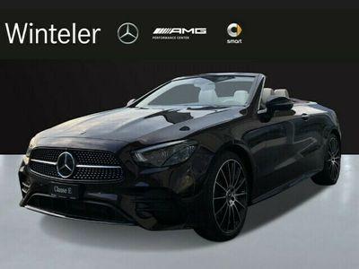 gebraucht Mercedes E300 Cab. AMG Line