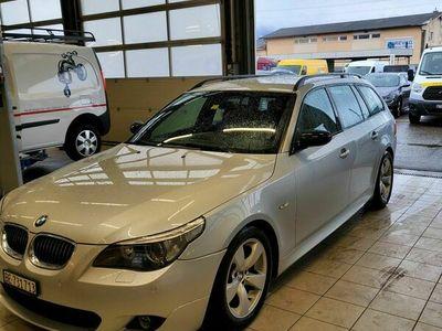 gebraucht BMW 535 5er d M paket innen und aussen