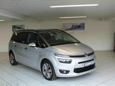 gebraucht Citroën Grand C4 Picasso C4 Picasso C4 GRAND PICASSO 2.0 BlueHDi Exclusive Automatic