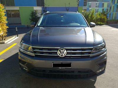 gebraucht VW Tiguan 1.4 TSI Sound DSG