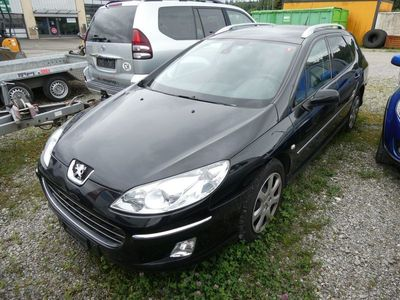 gebraucht Peugeot 407 SW 2.7 HDI Dynamic Edition Automatic