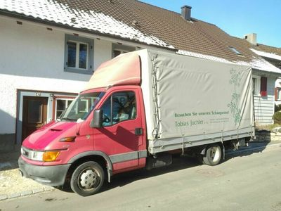 gebraucht Iveco Daily Daily / Turbo Daily35 S 13 2.8 TD