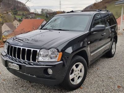 gebraucht Jeep Grand Cherokee 5.7 HEMI Limited Automatic
