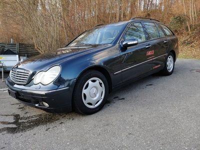 gebraucht Mercedes C200 C-KlasseKompressor Elégance
