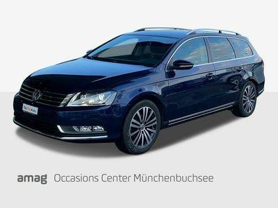 gebraucht VW Passat Variant 2.0 TDI BMT Design