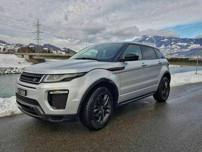 gebraucht Land Rover Range Rover evoque 2.0 TD4 SE Dynamic AT9