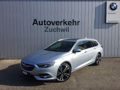 gebraucht Opel Insignia 2.0 T Exclus.4WD