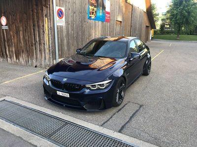 gebraucht BMW M3 3erF80 LCI 2 2017JG mit Werksgarantie