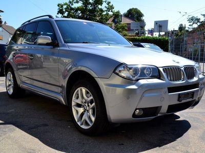 gebraucht BMW X3 xDrive 30d (3.0d)