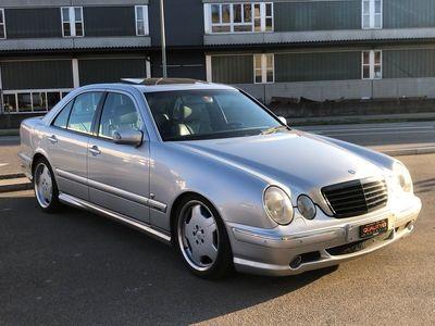 gebraucht Mercedes E55 AMG E-KlasseAMG Avantgarde Automatic