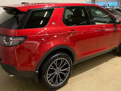 gebraucht Land Rover Discovery Sport S D150