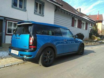 gebraucht Mini Clubman Clubman sehr gepflegter blauer Clubman - 8-fach Alu - ab MFK 11.2020 Clubman sehr gepflegter blauer- 8-fach Alu - ab MFK 11.2020