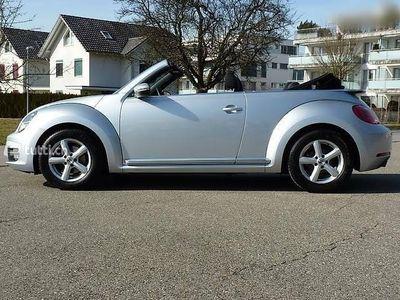 gebraucht VW Beetle Cabriolet 1.2 TSI Design (8-fach Kompletträder)