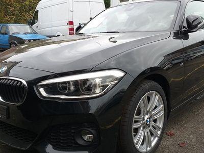 gebraucht BMW 120 d xDrive M Sport