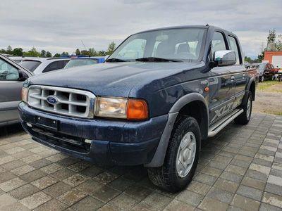gebraucht Ford Ranger 2.5 TD 4x4