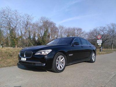 gebraucht BMW 740 2010, 89'000 km