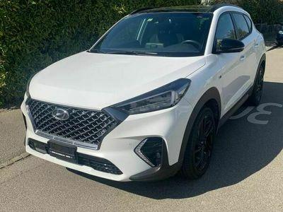 gebraucht Hyundai Tucson 1.6 T-GDi N-Line 4WD
