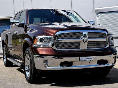 gebraucht Dodge Ram USA3,0 DIESEL AUT. 4X4 LARAMIE LONGHORN EDITION CREW CAB GROSSE DOPPELKABINE