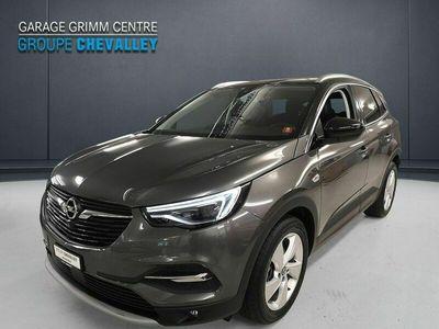 gebraucht Opel Grandland X 2.0CDTi Ultim