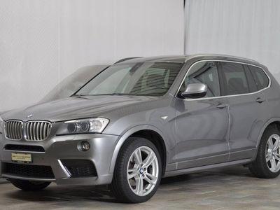 gebraucht BMW X3 30d xDrive