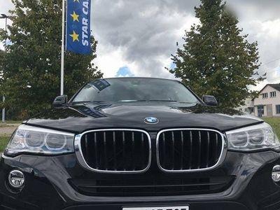 gebraucht BMW X4 X Drive 20d