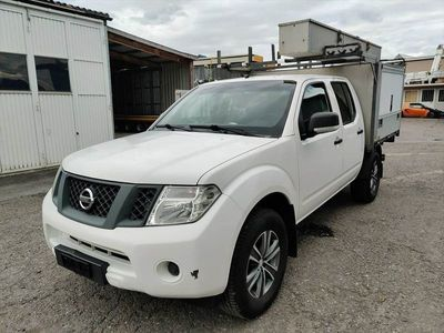 gebraucht Nissan Navara Double Cab LE 2.5 dCi 4WD