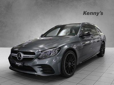 gebraucht Mercedes C43 AMG AMG 4matic Kombi