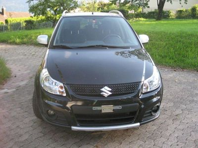 gebraucht Suzuki SX4  Sergio Cellano, schwarz, 1.6lt, 4x4