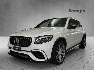 gebraucht Mercedes GLC63 AMG GLC-Klasse GLC 63 S AMG 4Matic+ GLC-KlasseS AMG 4Matic+
