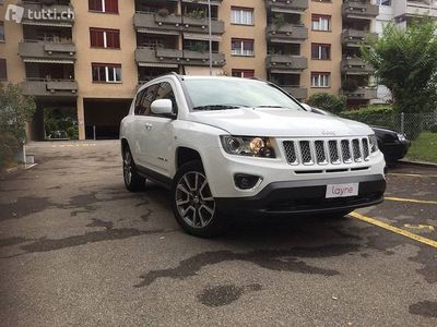 gebraucht Jeep Compass 2.4 Limited Automatic