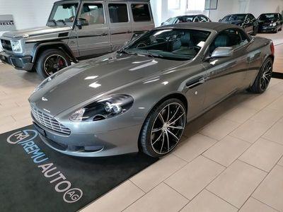 gebraucht Aston Martin DB9 DB9/DBSVolante Touchtronic 2 CH-Fahrzeug