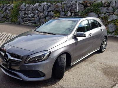 gebraucht Mercedes A220 AMG Line 4Matic 7G-DCT