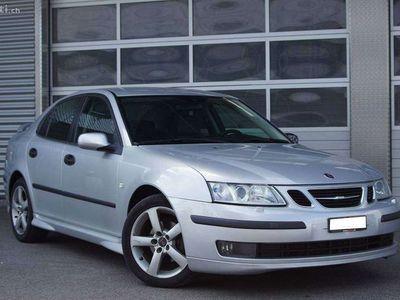 gebraucht Saab 9-3 Vector Sport 2.2TiD