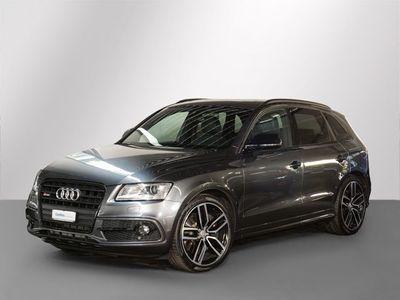 gebraucht Audi SQ5 3.0 V6 BI-TDI PLUS QUA. T-TR.