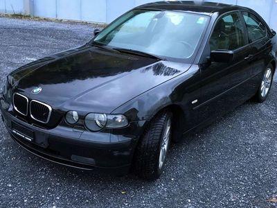 gebraucht BMW 318 Compact 3er Compact TI BENZIN / CODE B04 / NEU WINTER REIFEN ERS: