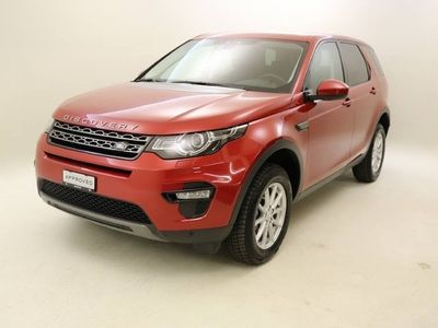 gebraucht Land Rover Discovery Sport 2.0 TD4 SE
