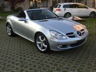 gebraucht Mercedes SLK350 SLK MercedesAutomat ab Mfk