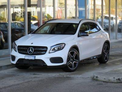 gebraucht Mercedes GLA250 4Matic AMG Line