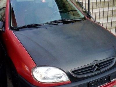 gebraucht Citroën Saxo saxso 1.1