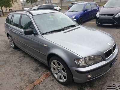 gebraucht BMW 330 3er xi Touring